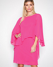 Lauren Ralph Lauren Pink Apollonia Dress