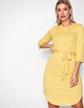 Jacqueline de Yong Gul Jdybanja 3/4 Dress Jrs