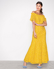 By Malina Lemon Serafina Maxi Dress