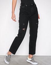 Calvin Klein Black Ankle Raw-Hook BlackDSTR RGD