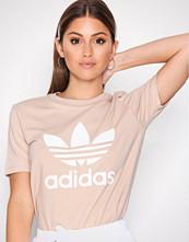 Adidas Originals Beige Trefoil Tee