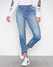 Tommy Jeans Light Blue Denim High Rise Slim Izzy Dlbco