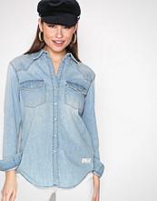 Odd Molly Mid Blue Cityfied Shirt