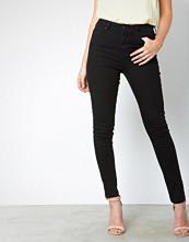 Vero Moda Vmsophia Hw Skinny Jeans Black New