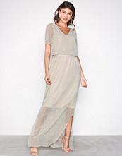 Vero Moda Grå Vmkamila Long Dress