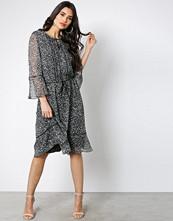 Lauren Ralph Lauren Black Ramenza Dress