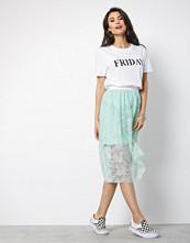NLY Trend Grønn Lace Skirt