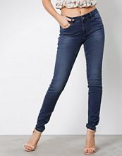 Vero Moda Vmseven Nw s Shape Up Jeans VI510 N