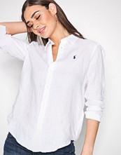 Polo Ralph Lauren White Relaxed Shirt
