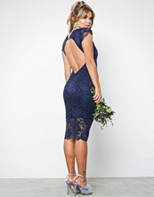 Honor Gold Faye Cap Sleeve Midi Dress