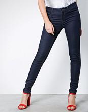 Vero Moda Mørk blå Vmseven Nw s Shape Up Jeans VI500 N