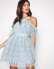 Chi Chi London Norie Dress Blue