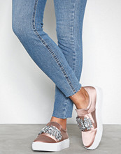NLY Shoes Rosa Embellished Sneaker