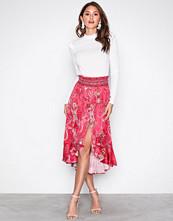 Odd Molly Raspberry Delicate Skirt