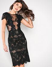 Ida Sjöstedt Black Shima Dress