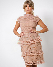 Y.a.s Lys rosa Yasyrsa Lace Dress