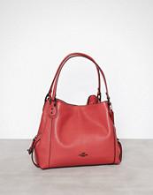 Coach Red Edie 31 Shoulder Bag