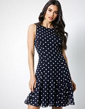Lauren Ralph Lauren Navy Cosmina Day Dress