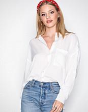 Vila Hvit Visuzan L/S Shirt