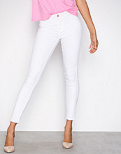Gina Tricot Offwhite Molly High Waist Jeans