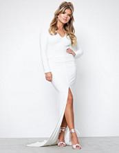 Honor Gold White Jessica Maxi Dress