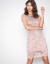 Selected Femme Shadow Sfcharlotte New Cap Lace Dress Ex