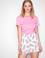 Noisy May Hvit Nmmagicviscose Nw Shorts 2