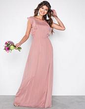 NLY Eve Rose Flirty Flounce Gown