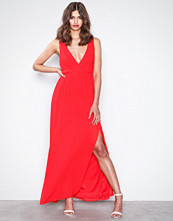 TFNC Red Cannery Maxi Dress