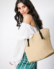Vero Moda Natural Vmtassie Straw Bag