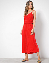 Glamorous Red Strappy Jumpsuit