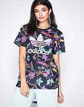 Adidas Originals Svart Longline Tee