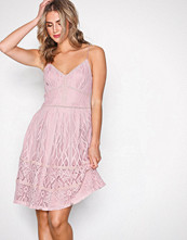 Dry Lake Misty Rose Lydia Dress