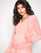 Juicy Couture Pink Velour Robertson Jacket