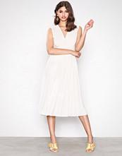 Selected Femme Lys grå Sfsvenja Sl Pleated Dress