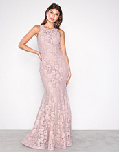 NLY Eve Lys rosa Lace Mermaid Gown