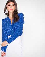 Vero Moda Blå Vmdee Ls Shirt Ga