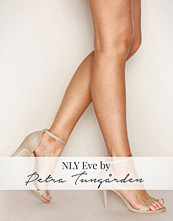 NLY Shoes Light Gold Heel Sandal