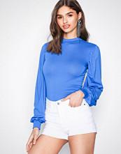 NLY Trend Hvit Super Stretch High Waist Shorts