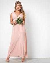 TFNC Pearl Pink Valarie Maxi Dress