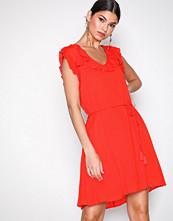 River Island Red Fleur Swing Dress