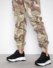 Bianco Chunky Street Sneaker