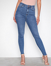 Gina Tricot Blue Gina Curve Jeans
