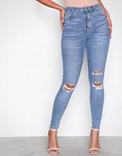 Gina Tricot Light Blue Gina Curve Jeans
