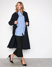 Filippa K Navy Sadie Duster Coat