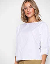 Filippa K White Cotton Poplin Top