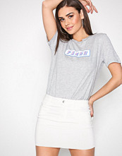 Vero Moda Hvit Vmhot Seven Nw Mini Skirt