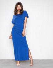 Selected Femme Mørk blå Sfhelen Ss Pleat Dress