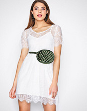 Motel White Valria Lace Dress