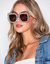 NLY Accessories Brun Diamond Sunglasses